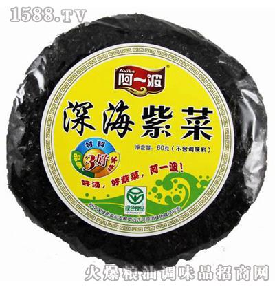 阿一波深海紫菜(袋装-60g)