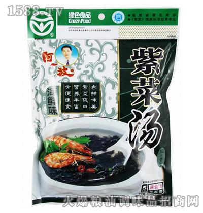 阿一波海鲜味紫菜(袋装-62g)