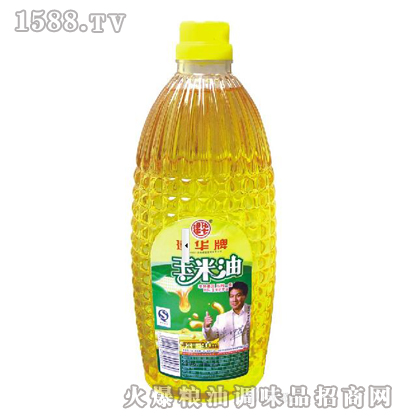 (压榨一级)900ml玉米油