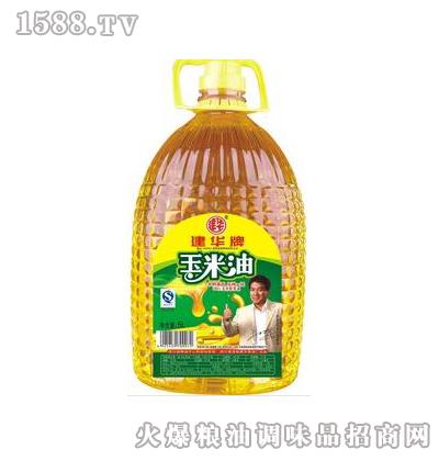 压榨一级玉米胚芽油5L