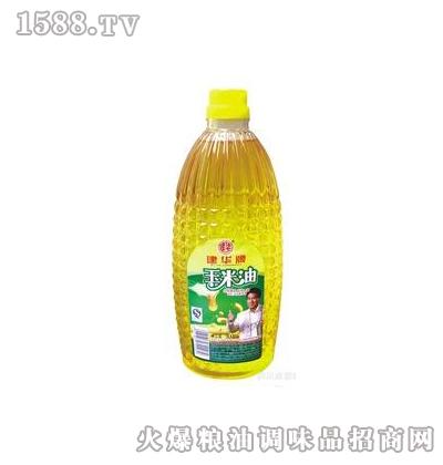 压榨一级玉米胚芽油900ml