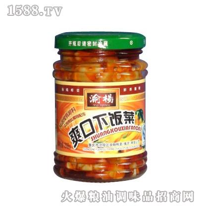 218g爽口下饭菜