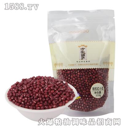 有机红小豆350g