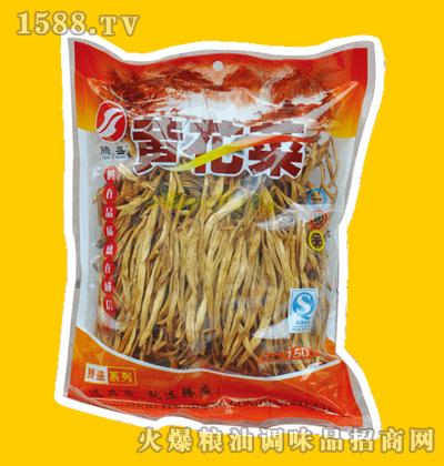 腾盛黄花菜150g