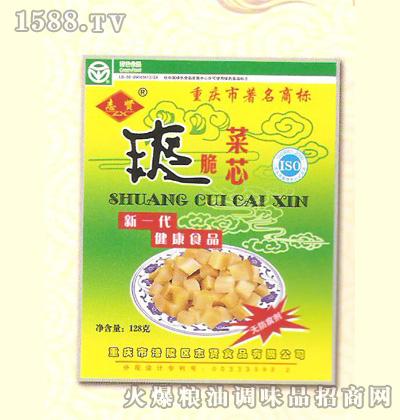 志贤蛏子菜|重庆市涪陵区志贤老板-腌食品和冬枣一起吃图片
