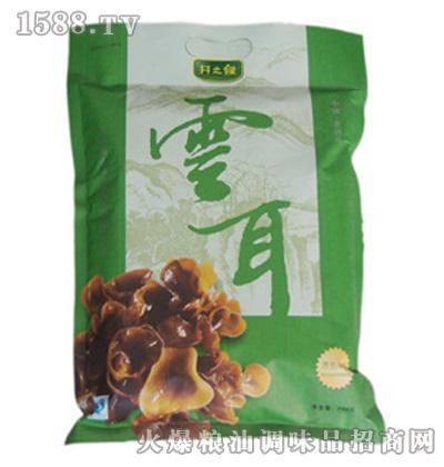 秋木耳-248g教学|井冈山视频之绿特产ppt袋装市井图片
