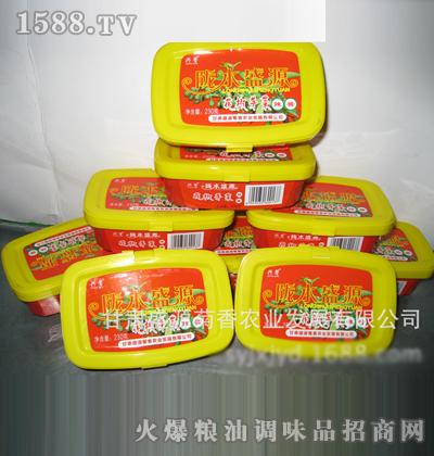新鲜花椒芽菜辣酱230g