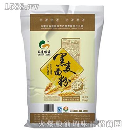 谷道黑麦面粉