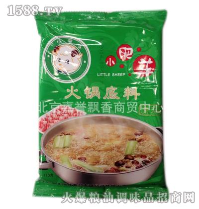 小肥羊火锅底料粉质清汤110克