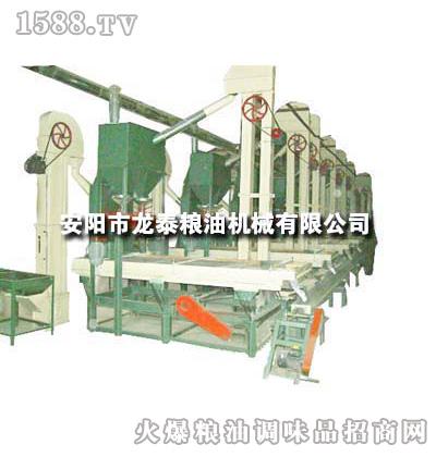 龙泰荞麦脱壳设备