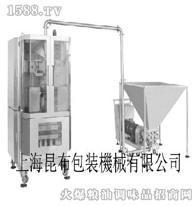 KL-Y600液体+膏体自动包装设备