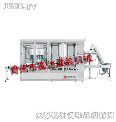 ZBDG-XZ系列旋转式多联灌装机