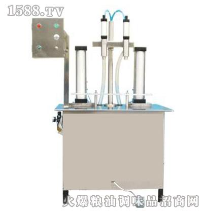 富达-半自动灌装机