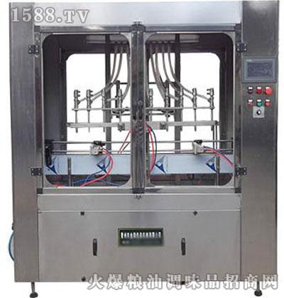 金瑞全自动电脑直列式灌装机