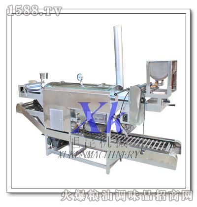 SZ-HF-150节能河粉机