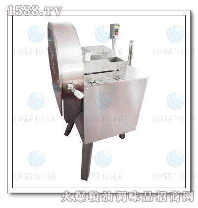 CHD40型推杆式多功能切菜机