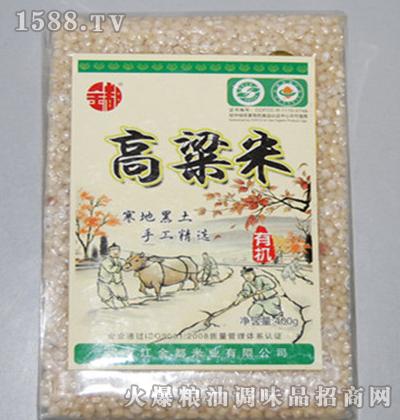 金都-有机高粱米