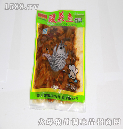 宏康酸菜鱼调料200克