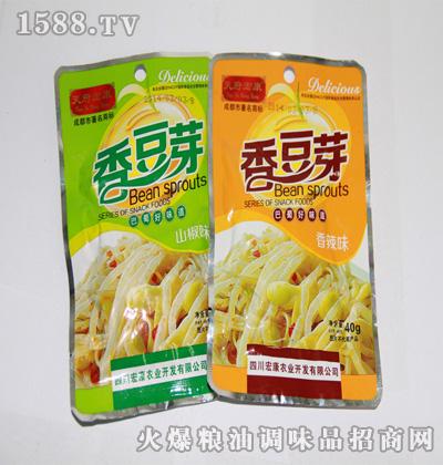 宏康香豆芽口味