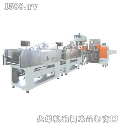 HWBX-Ⅱ全自动双称挂面包装机