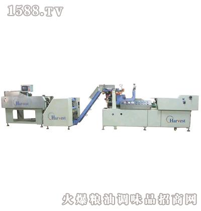 HZB1000-全自动纸式挂面包装机