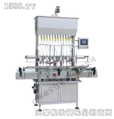 GFB-12L+16L全自动直线液体充填机