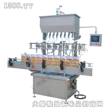 CGF-8L全自动浓酱罐装机