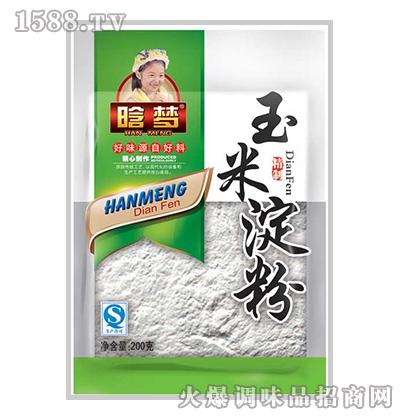 晗梦-玉米淀粉200克