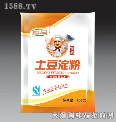 土豆淀粉300克