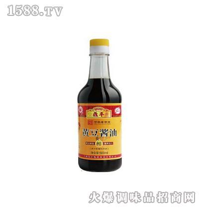 鼎丰黄豆酱油