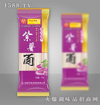 中江颜氏紫薯面1kg