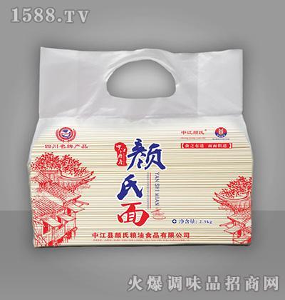 中江颜氏颜氏面(大包袋)2.5kg
