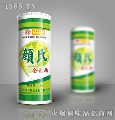 中江颜氏全麦面(过塑封头)1kg