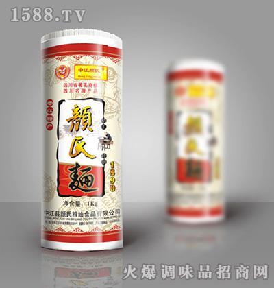 中江颜氏颜氏面1988(过塑封头)1kg