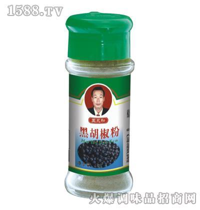 艾茜黑胡椒粉40g