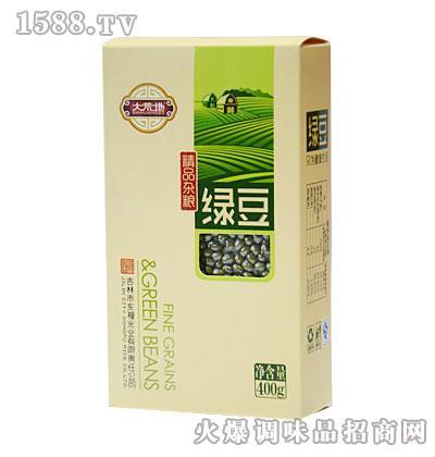 大荒地绿豆(盒)