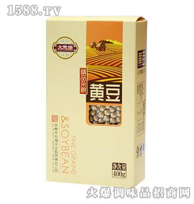 大荒地黄豆(盒)