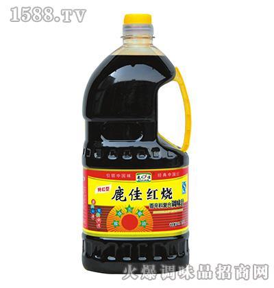 鹿佳红烧香辛料复合调味汁2.5L