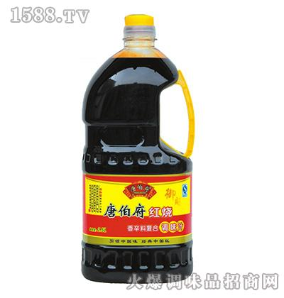 唐伯府红烧香辛料复合调味汁1L