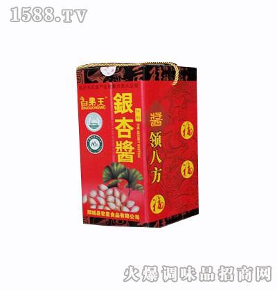 许村白果王银杏酱(箱)