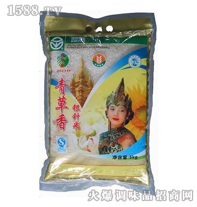 青草香银针米5千克