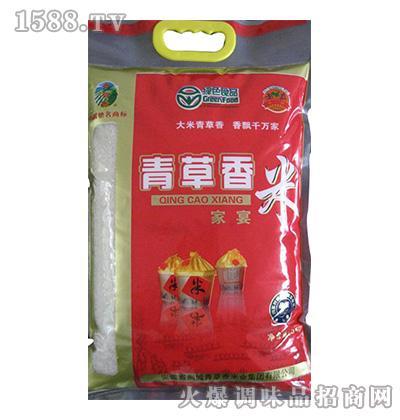 青草香家宴米5公斤