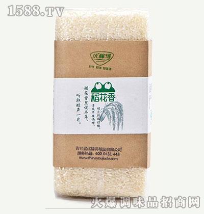 优稼得稻花香大米1kg