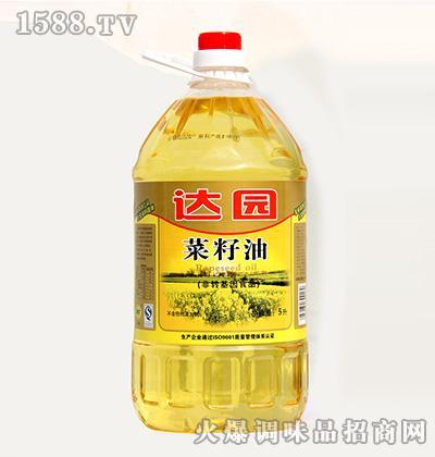 达园菜籽油