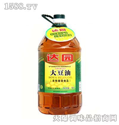 达园浓香大豆油
