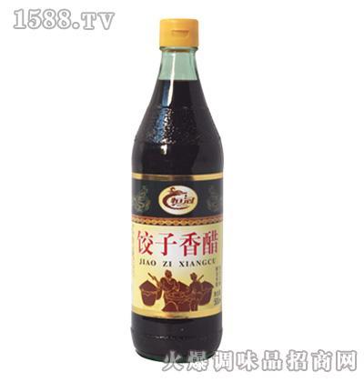 恒冠饺子香醋-瓶装