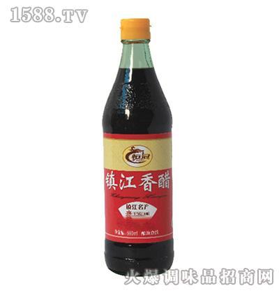 恒冠镇江香醋-红