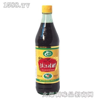 恒冠镇江陈醋-黄