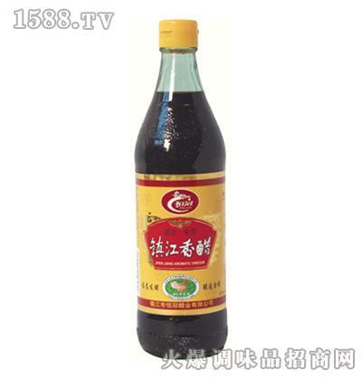恒冠镇江香醋-黄
