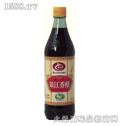 恒冠镇江香醋-瓶